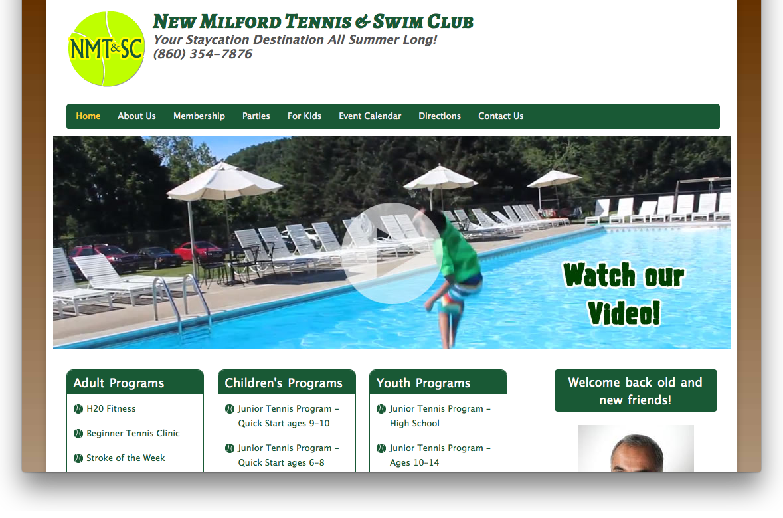New Milford Tennis & Swim Club