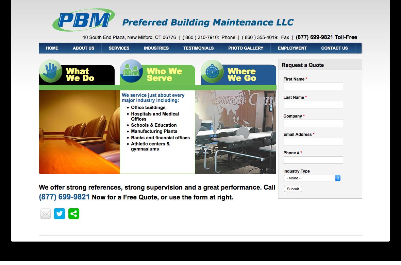 Preferred Building Maintenance